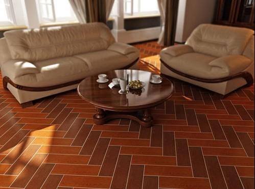 格里菲斯:陶瓷木纹砖最适合用于北方地热地板铺贴!