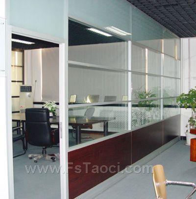 隔断 高隔间 高隔断 高间隔 隔墙 隔断墙 玻璃隔断图