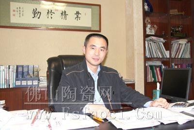 把产品做好,迎接新局面――访新景泰机械总经理彭基昌
