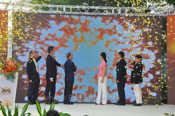 第22届中国国际陶瓷及卫浴博览交易会盛大启幕