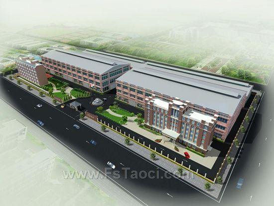 富兰克卫浴高明区新工厂日前开工建设