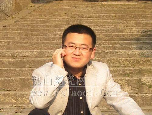 """康拓陶瓷刘明:练好""""内功"""" 产品专注木纹砖和石纹砖"""