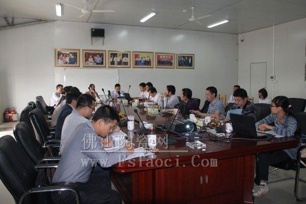 嘉俊陶瓷首家通过江门市环保局环评审查
