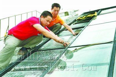 陶瓷重镇晋江市磁灶艰难转型