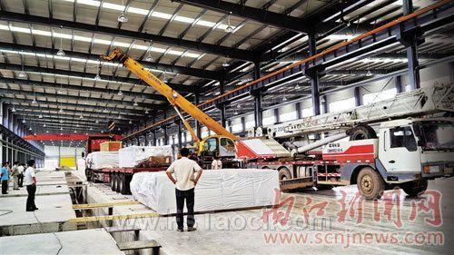 中建材资中高新玻璃产业园年底投产