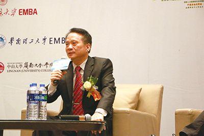 """何新明:东鹏奉行的是""""为社会创造效益""""的价值观"""