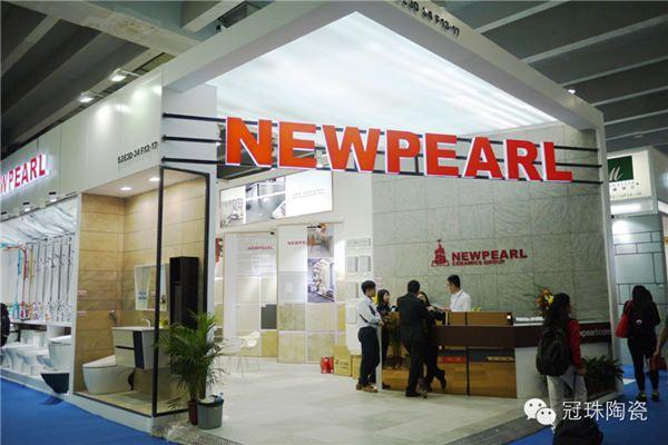 新明珠携智能马桶等众多新品精彩亮相第117届广交会