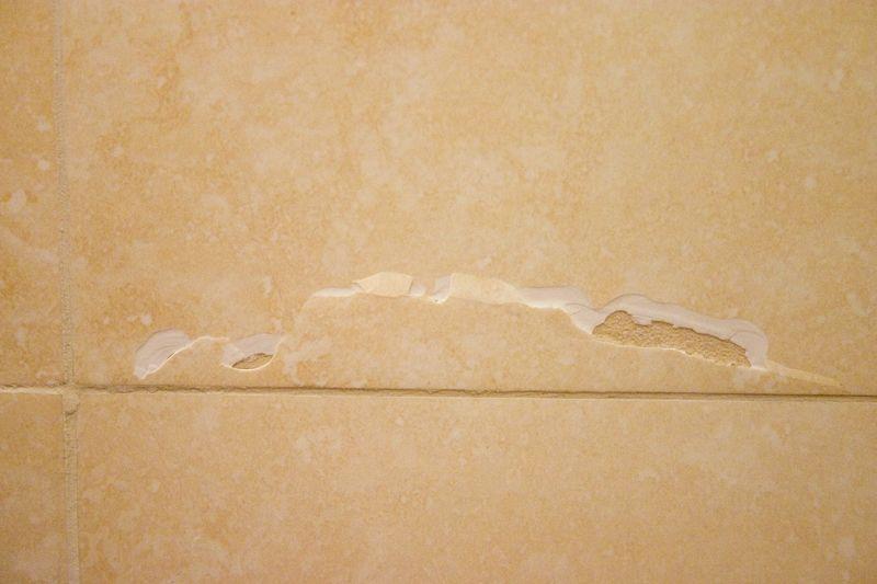 不小心划坏了瓷砖,该怎么补救?