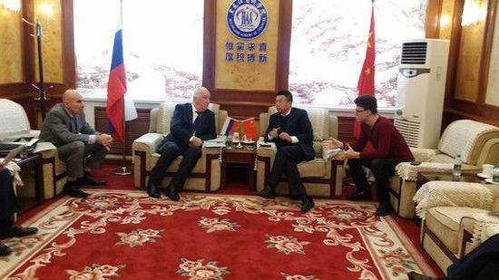 俄罗斯远东大开发急需中国建材