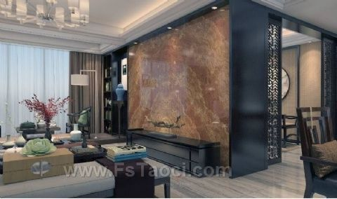微晶石墙砖中的白富美,装修背景墙大方高端,有品位!