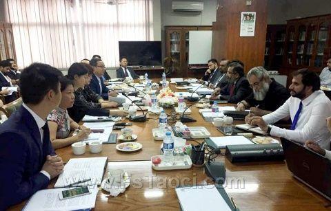 佛山商务局组织陶企赴巴基斯坦开展瓷砖反倾销谈判