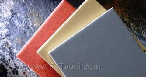 新《陶瓷砖》标准,普及一下。