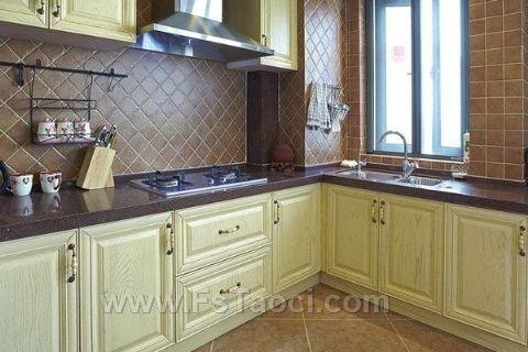 厨房瓷砖这么选才好!购买厨房瓷砖时应该注意的一些事项