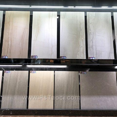 供应纯色灰色仿古砖600x1200mm多款灰色仿风沙纹地砖一石多面瓷砖简约客厅电视背景墙砖黄色地板砖