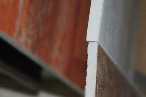 淄博3家陶企转产20mm厚砖
