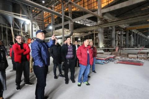 环球陶瓷、hq精品陶瓷2019江西省生产基地顺利开窑点火