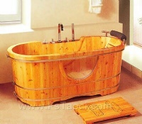 """格里菲斯:另类装修,""""木""""浴风情!"""