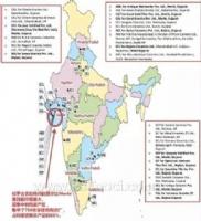 印度莫尔比morbi印度最大、最集中的陶瓷产区