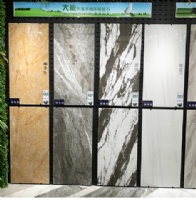 佛山厂家直销600X1200通体大理石瓷砖现代简约客厅餐厅地板砖800X800防滑耐磨地砖