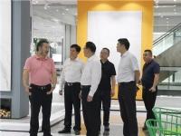 将军陶瓷企业再次迎来衡阳政府考察团