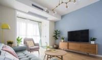 电视背景墙设计效果图,客厅电视背景墙瓷砖设计