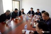 广西藤县县长覃仕平协调推进蒙娜丽莎陶瓷项目建设