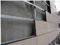 瓷砖上墙干挂施工工艺,干挂瓷砖施工方法