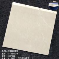 800×800优等至尊白瓷抛砖保加利浅黄,单款7200平方