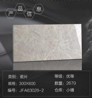 优质十大瓷砖品牌300×600mm内墙瓷片