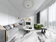 佛山新款600*1200客厅花色地砖,现代简约负离子通体大理石