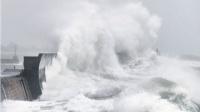 强烈风暴肆虐欧洲多国 法国42省发橙色警报