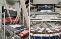 蒙娜丽莎瓷砖广西藤县生产基地生产线正式开工投产