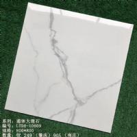 7款 爵士白 通体大理石瓷砖 800×800mm 过千方现货