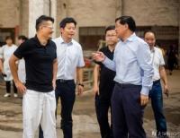 夹江广乐建陶集团凯风公司高档智能化板材生产线正式投产