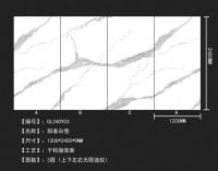 无限连纹1200x2400x9MM广东岩板,高品质背景墙墙面地板铺贴均适用