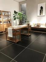 拓博瓷砖:黑白灰通体瓷砖,最经典的浪漫色